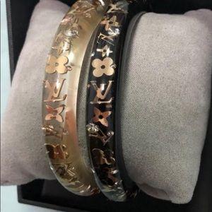 Louis Vuitton LV  Inclusion Bangle bracelet
